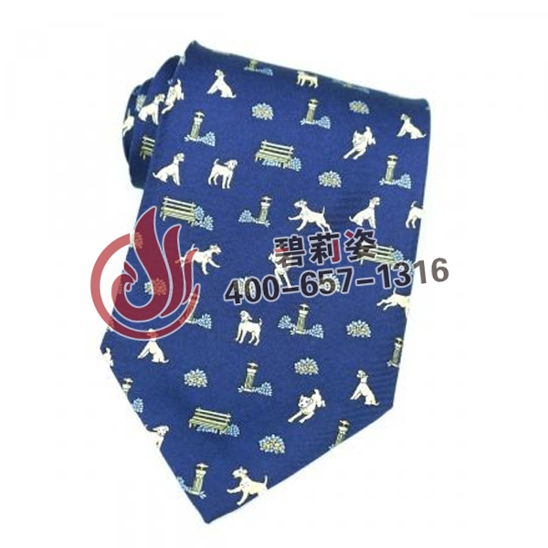 定制领带上海工厂